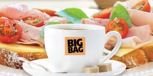 Big Bag frukost